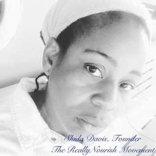 Rashida Fitzgerald-Davis The Really Nourish Movement