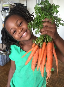 Free nutrient-rich food and nutrition education for all children